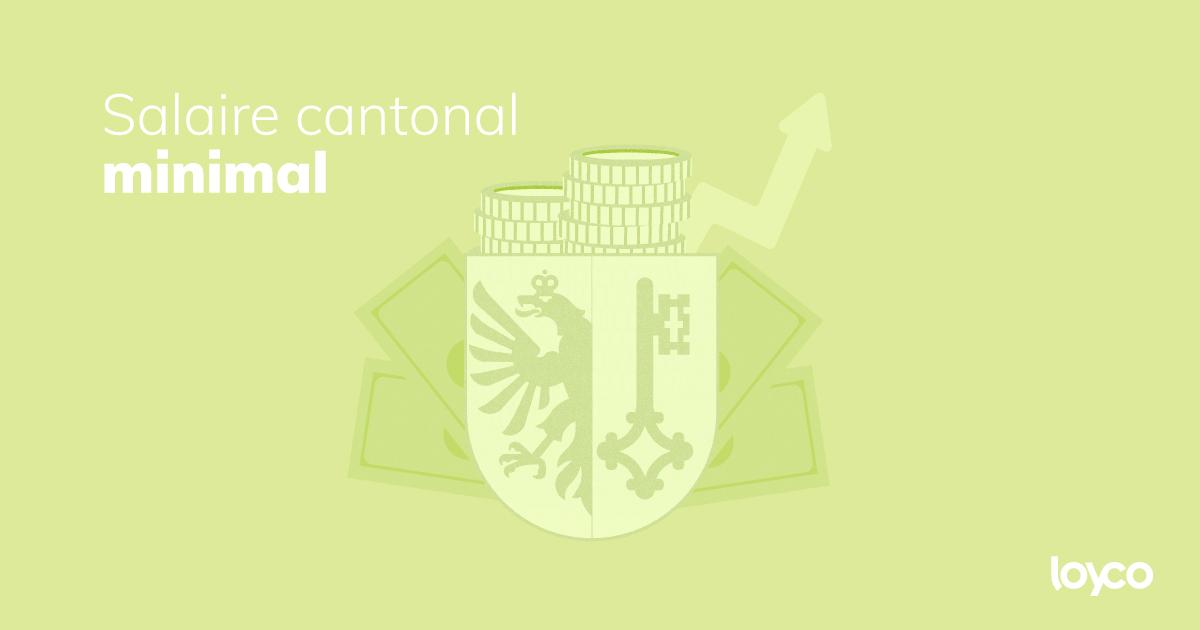 salaire minimal cantonal genevois